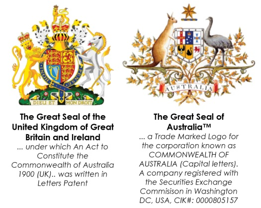 OPPT, Banks, Governments, Corporations And You – 6 August 2013 Seals