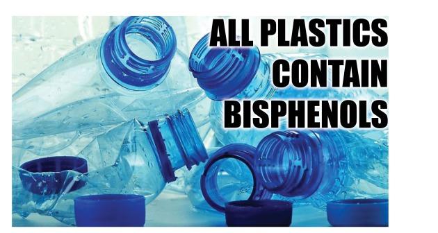Estrogenic Activity (EA) Chemicals Lurk in ALL Plastics.