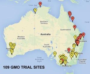Trial Sites