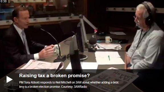 Taxman Abbott