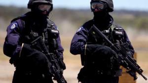 SWAT-team