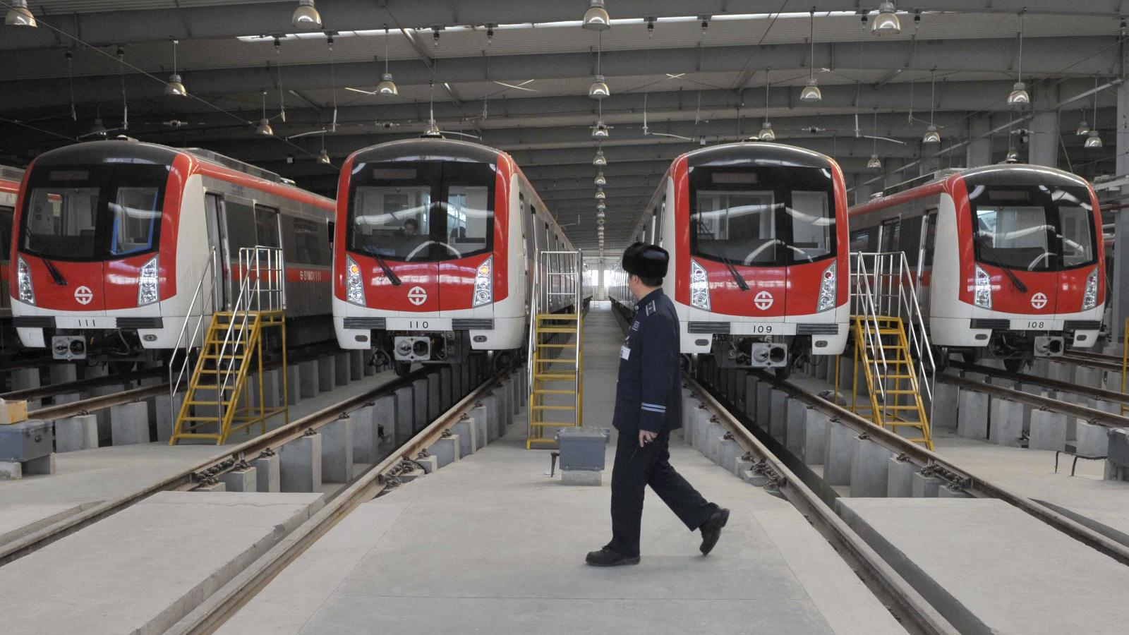 China's Social Credit System Now Bans Millions From Trains, Planes