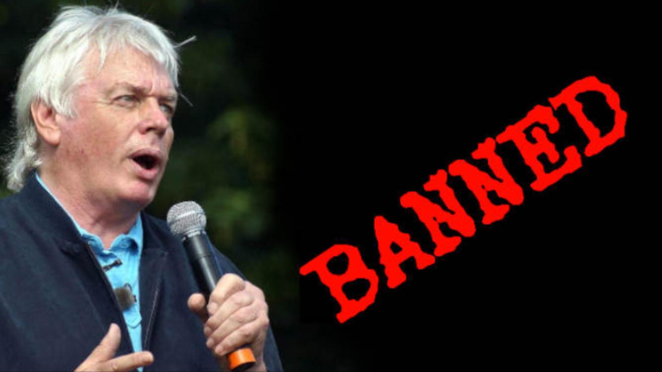 David Icke Australian Visa Revoked – Protection Racket in Effect