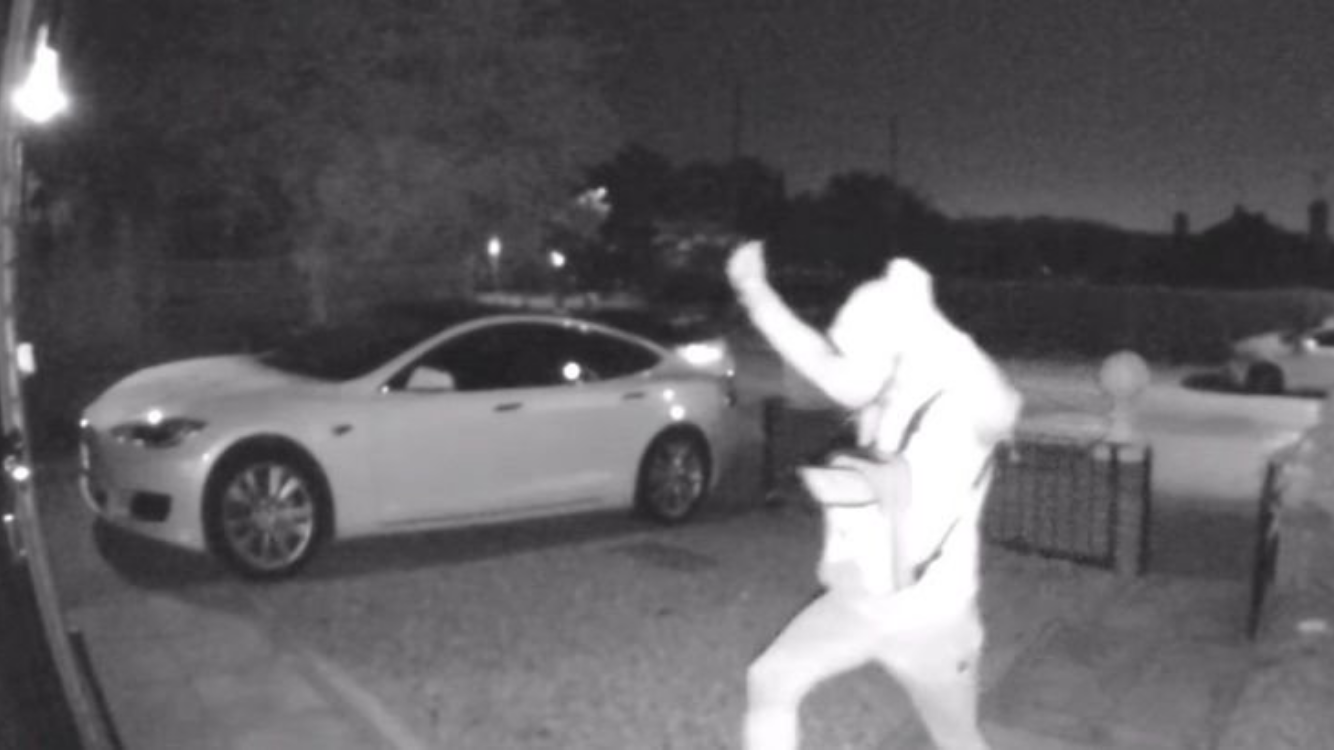 Gone in 30 Seconds: Watch as a $90K Tesla is Hacked and Stolen in Under a Minute